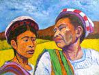 Two Women from Guatemala